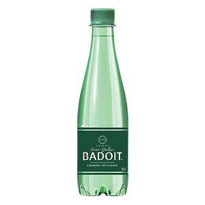 Badoit Eau gazeuse Finement pétillante Non aromatisé Eau gazeuse 50 - 30 Bouteilles de 500 ml - Badoit
