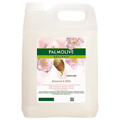 Palmolive Crème lavante Palmolive Lait d'amande 5 L