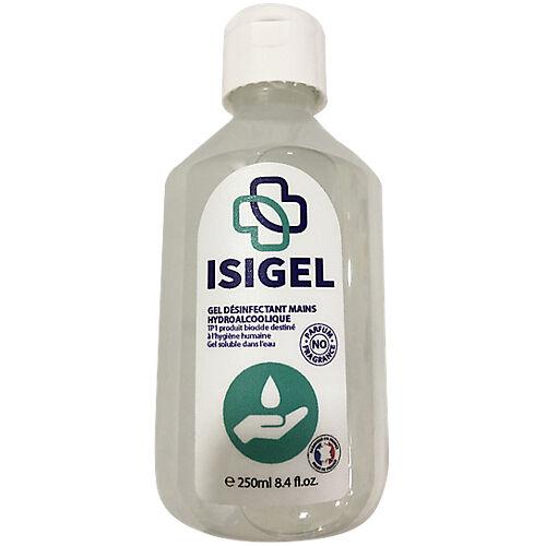 Sans marque Gel hydroalcoolique Isigel Sans parfum 250 ml