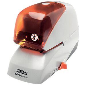 Rapid Agrafeuse éléctrique Rapid 5050 50 Feuilles Multi couleur - Publicité