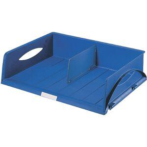 Leitz Corbeille à courrier Leitz 52320035 Bleu