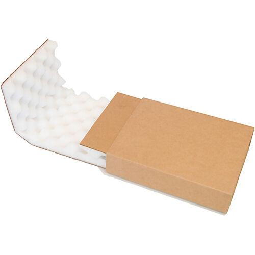Sealed Air Etuis mousses alvéolés réutilisable Carton + mousse PU Sealed Air 240 mm