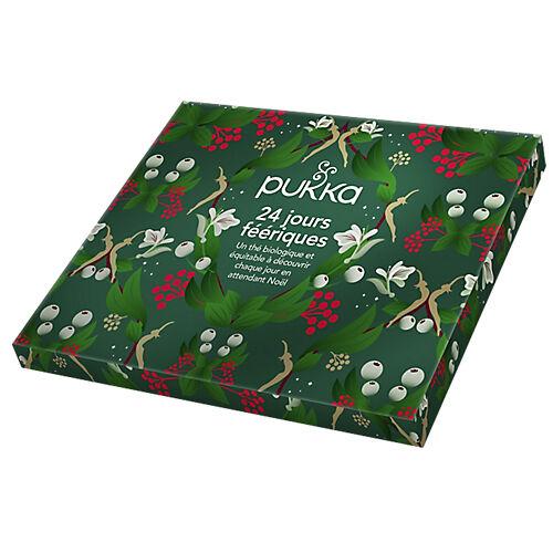 Pukka Coffret de thé bio - 1 thé par jour Pukka Thés & Infusions - 24 sachets