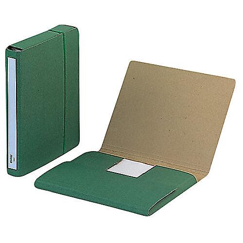 Extendos Boîte de classement Extendos 1240-VT 24 5 x 7 x 24 cm Vert