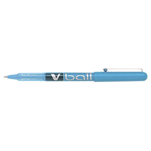 Pilot Roller encre liquide Pilot V-Ball 0.5 mm Turquoise