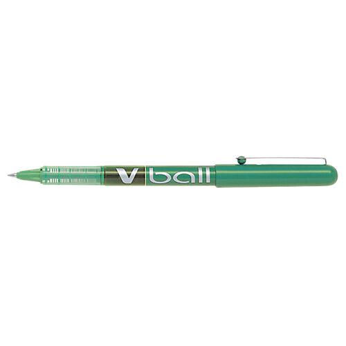 Pilot Roller encre liquide Pilot V-Ball 0.3 mm Vert