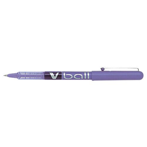 Pilot Roller encre liquide Pilot V-Ball 0.5 mm Violet