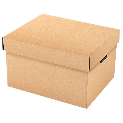 Smurfit Kappa Caisse américaine en carton Smurfit Kappa H.25 7 x L.43 5 x P.35 cm - 15 Unités