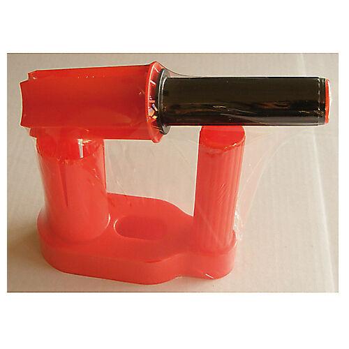 Sans marque Dérouleur de film étirable 50 cm Rouge