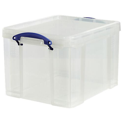 Really Useful Box Boîte de rangement Really Useful Box 35 35 litres 48 x 39 x 31 cm Transparent