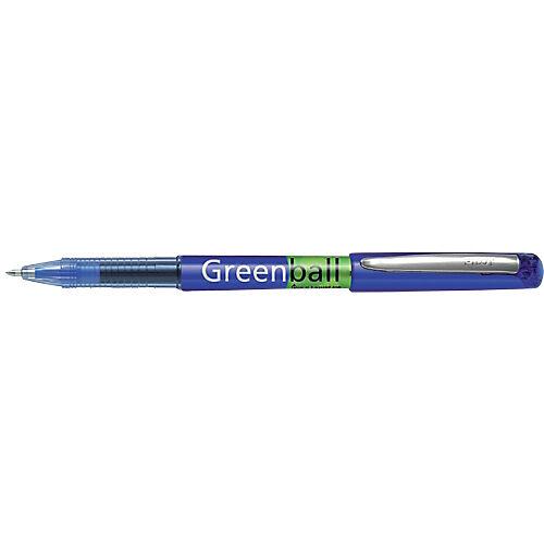 Pilot Roller encre gel Pilot Green Ball 1 mm Bleu