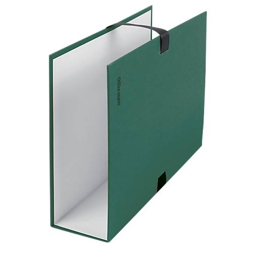 Office Depot Chemise à sangle Office Depot Carton Vert