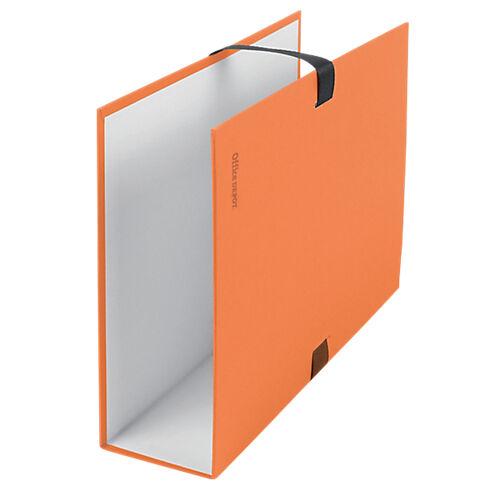 Office Depot Chemise à sangle Office Depot Carton Orange