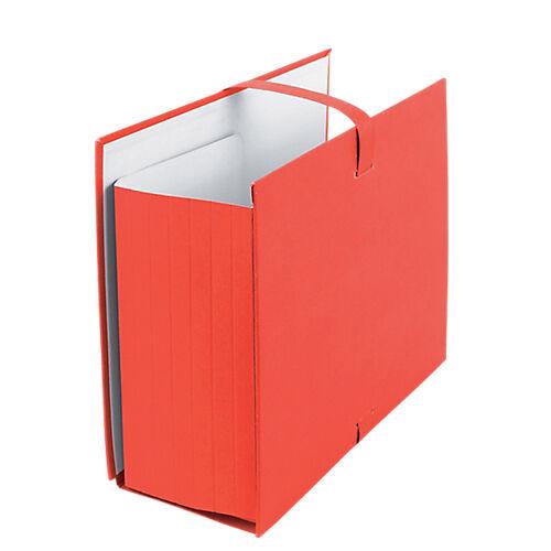 Office Depot Chemise à sangle Office Depot Carton Rouge
