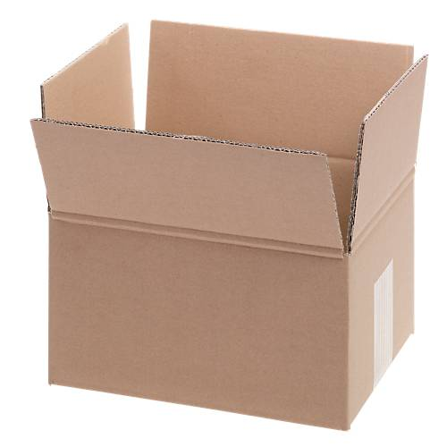 Niceday Boîte archives Niceday Carton ondulé 217 (l) x 172 (P) x 110 (H) mm Marron - 10 Unités