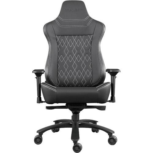 ORAXEAT Siège gamer ORAXEAT XL800 Noir surpiqûre blanche