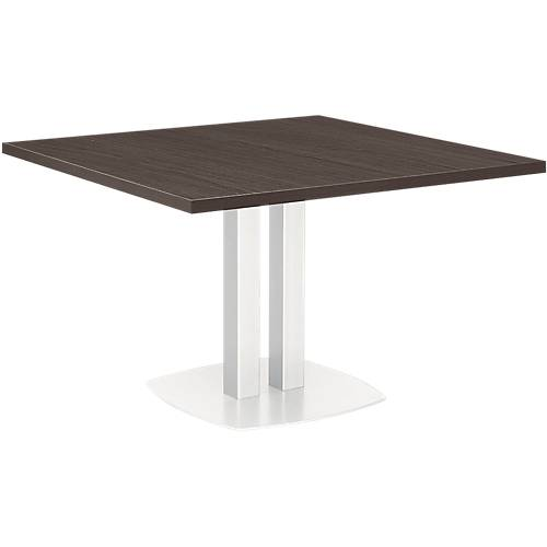 Gautier Office Table carrée Gautier Office Xenon 1150 x 1150 mm Imitation chêne royal