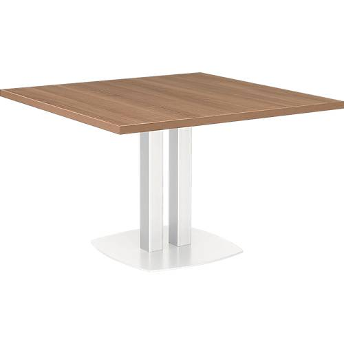 Gautier Office Table carrée Gautier Office Xenon 1150 x 1150 mm Imitation Merisier