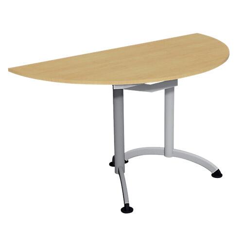 Sans marque Table de réunion 1400 x 700 x 740 mm Imitation Poirier