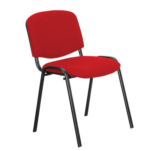 Niceday Chaise de réunion - Niceday - Rouge