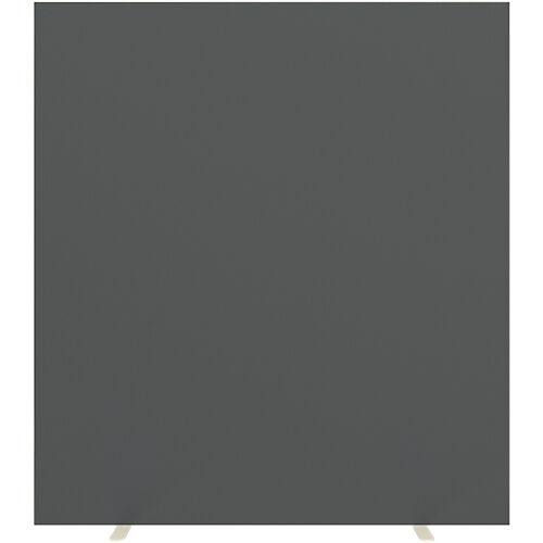 Paperflow Cloison amovible Paperflow 1600 x 1740 mm Gris