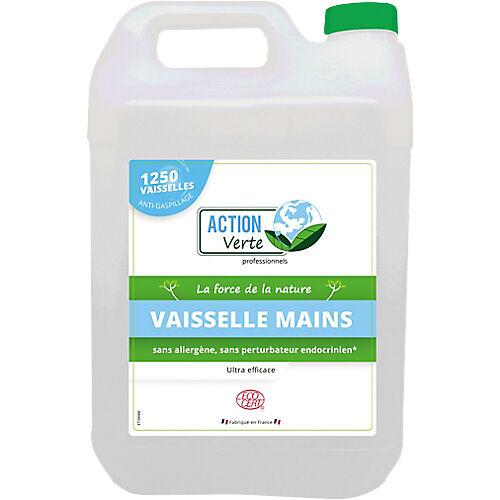 ACTION Verte Liquide vaisselle ACTION Verte - 5 L