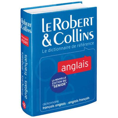 Le Robert Dictionnaire Le Robert & Collins - anglais/français et français/anglais