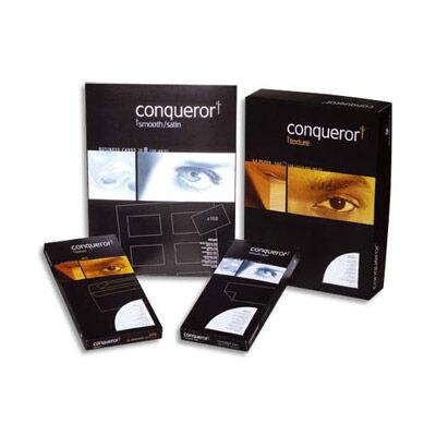 Welcome Office Papierde correspondance / à lettre vergé Conqueror - 100g - A4 - ramette de 500 feuilles