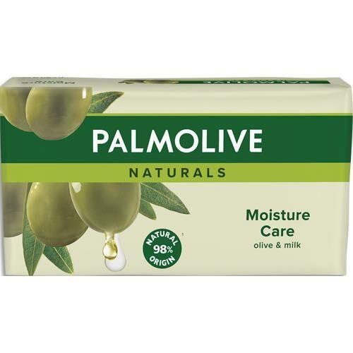 Palmolive Lot de 6 savons solides Palmolive Naturals - à l'huile d'olive - 6 x 90g