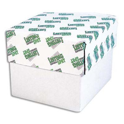 Spat Boîte de 1000 paravents listing Spat - 240x12 - 2 exemplaires Pastel - bande caroll détachable