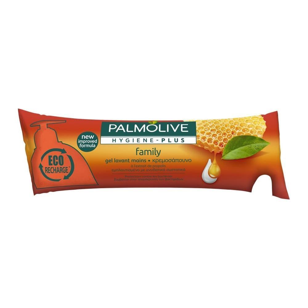 Palmolive Recharge de savon Pouss Mousse - hygiène plus - 250 ml - Lot de 2