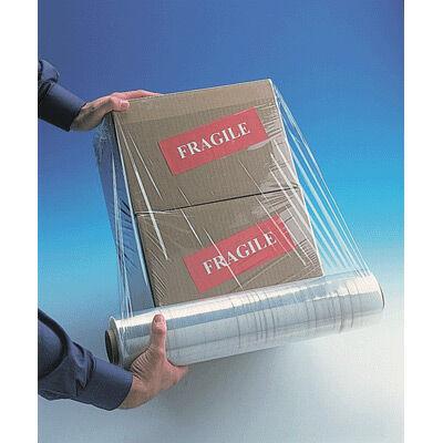 Welcome Office Rouleau de film étirable transparent - 0,45x300m - carton de 6