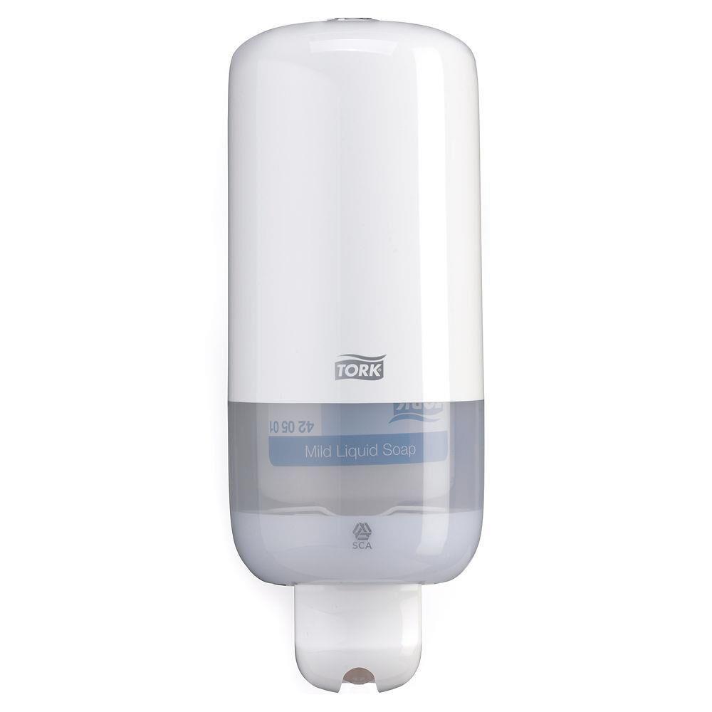 Tork Distributeur de savon Tork Premium - pour recharge 1L