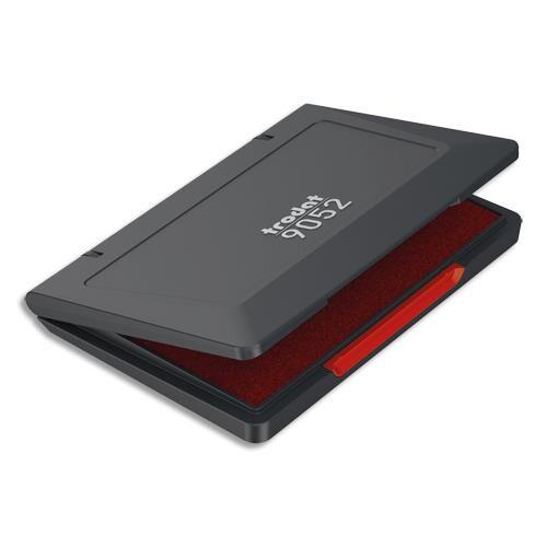 Trodat Tampon encreur écologique Trodat - pour timbre à encrage séparé - 11x7 cm - rouge