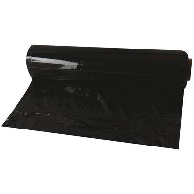 Welcome Office Rouleau de film étirable noir - 0,45x300m - carton de 6