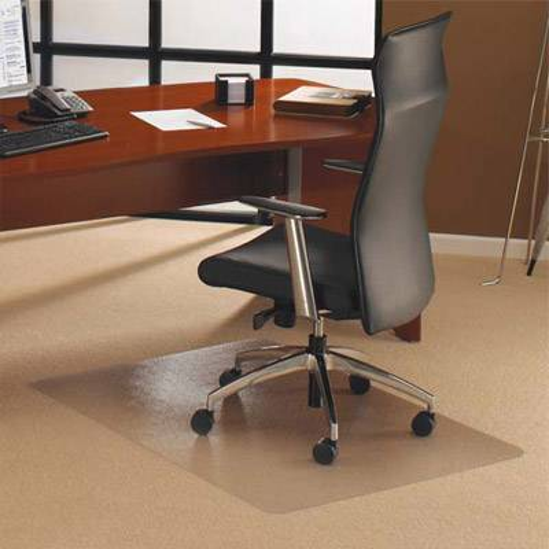 Floortex Tapis en polycarbonate Floortex pour sol moquette - 119 x 89 cm