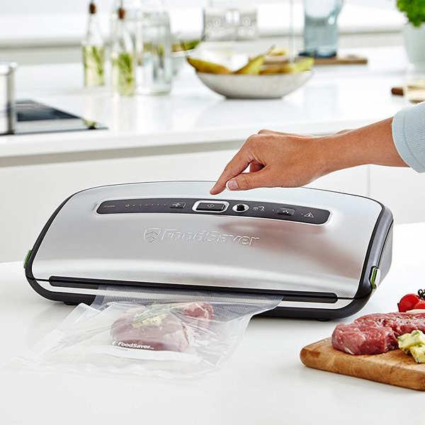 FoodSaver Machine emballage sous vide FoodSaver® FFS004X - La machine