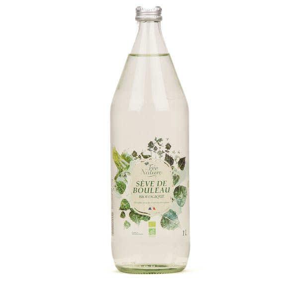 Fée Nature Sève de bouleau bio des Pyrénées - 12 bouteilles de 1L