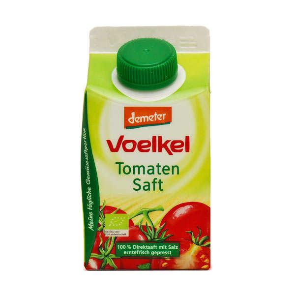 Voelkel GmbH Jus de tomate lacto fermenté bio - 6 bouteilles Elopak 50cl