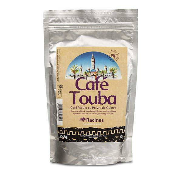 Racines Café Touba au poivre de Guinée - Paquet 250g