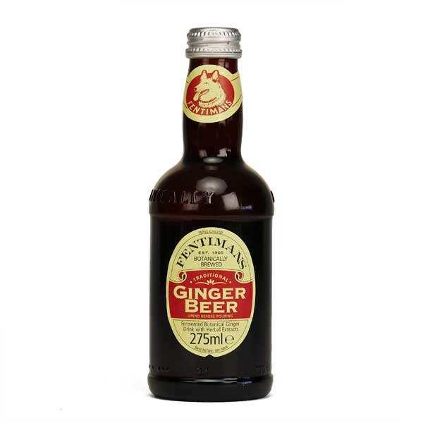 Fentimans Ginger Beer Fentimans - Soda au gingembre - 24 bouteilles de 20cl