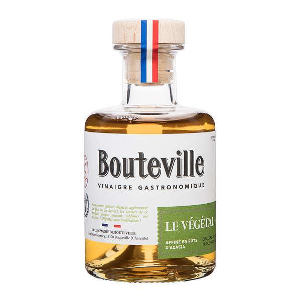 Compagnie de Bouteville Vinaigre gastronomique de Bouteville Le Végétal - Bouteille 20cl