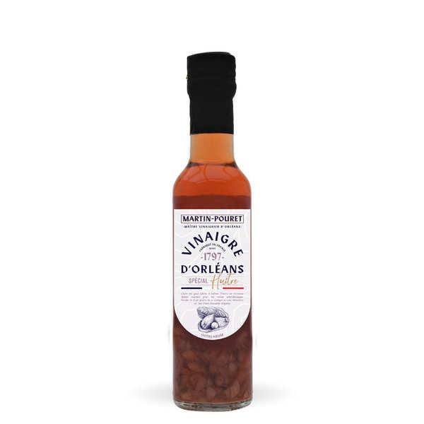 Martin Pouret Vinaigre d'Orléans Spécial huîtres - Lot de 3 bouteilles 25cl