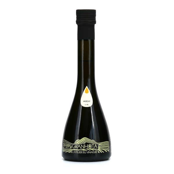 Granhota - L'Atelier du vinaigre Vinaigre français de Muscat petit grain - Granhota - La bouteille de 250ml