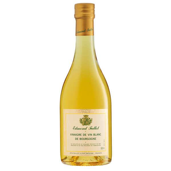 Fallot Vinaigre de vin blanc de Bourgogne - Bouteille verre 50cl
