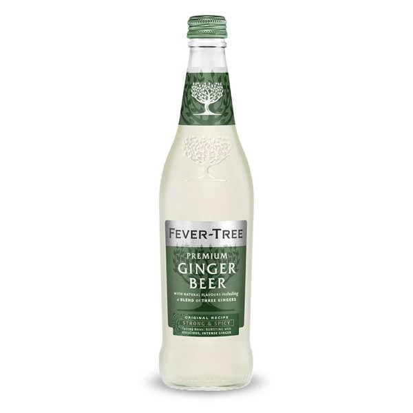 Fever Tree Ginger Beer - 4 bouteilles de 20cl
