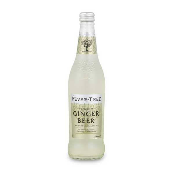 Fever Tree Ginger Beer - 8 bouteilles de 50cl
