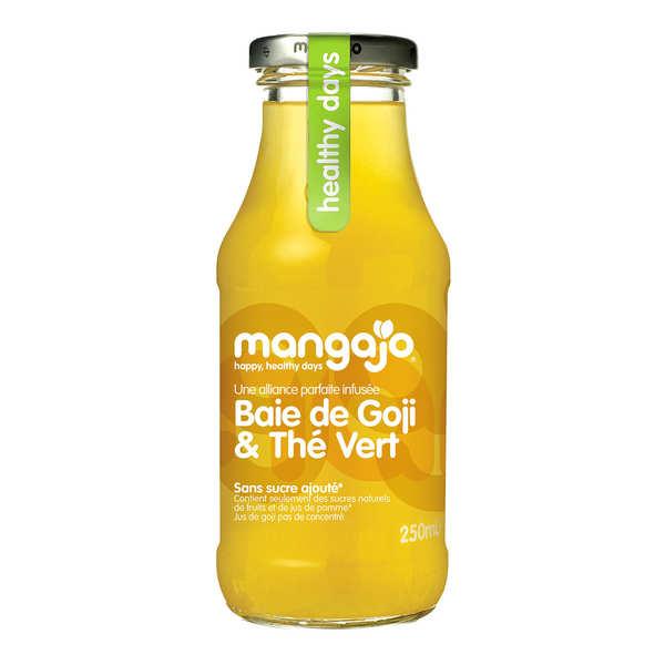 Mangajo Baie de Goji et Thé vert - Bouteille 25cl