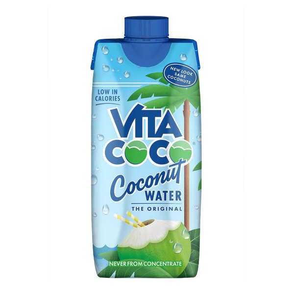 Vita coco - 100% pure eau de coco - Bouteille 33cl