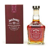 Jack Daniel's Whisky Jack Daniel's single barrel Rye - 45% - Bouteille 70cl + étui <br /><b>54.95 EUR</b> BienManger.com